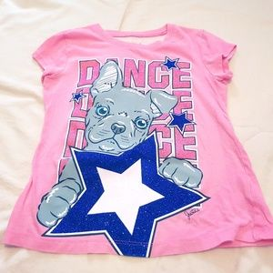 Sparkle Justice t-shirt for Girls